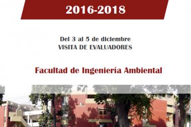 PROCESO DE ACREDITACIÓN ABET 2016-2018 – VISITA DE EVALUADORES