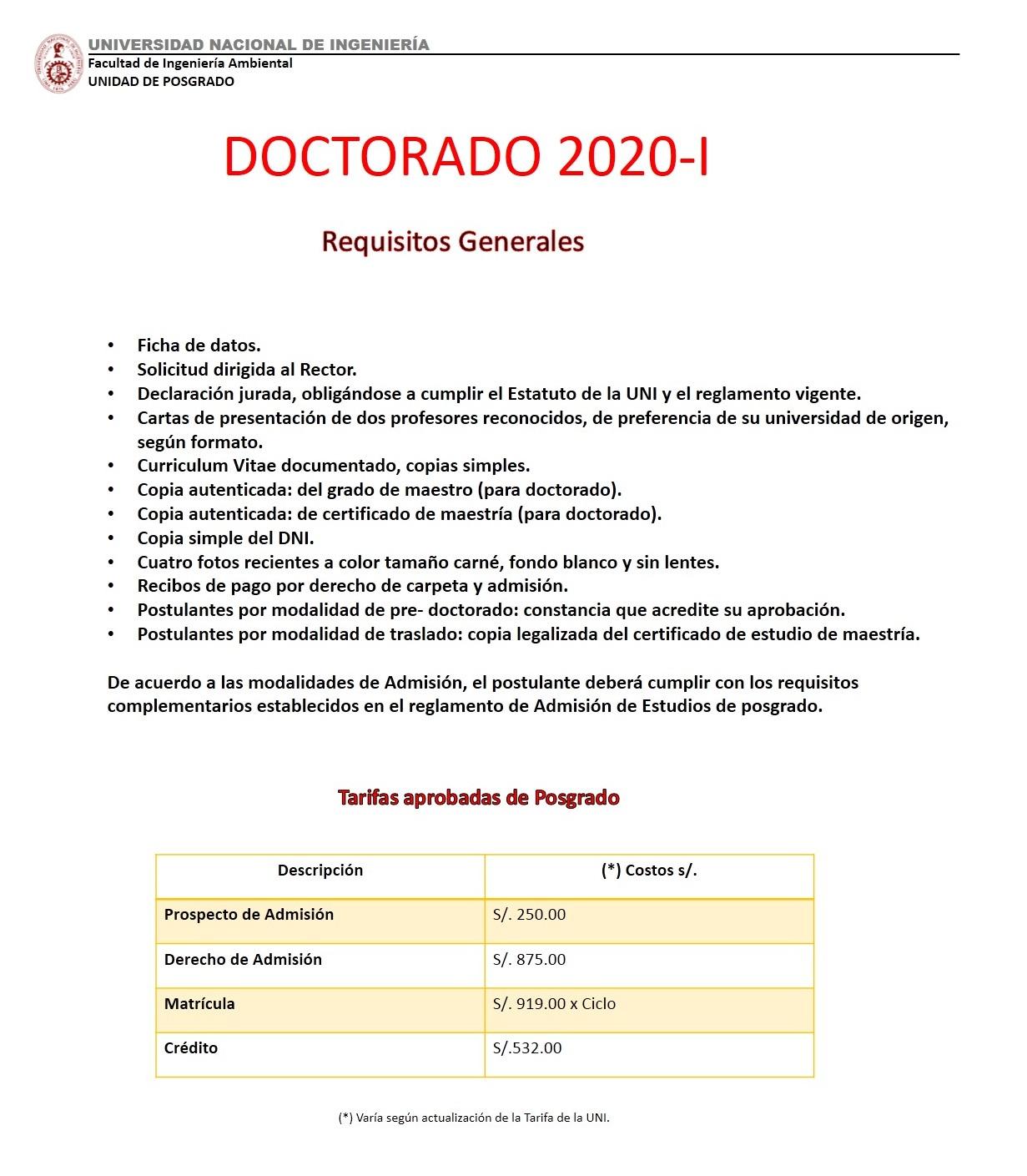 REQUISITOS-DOCTORADO-2020-I-FLAYER
